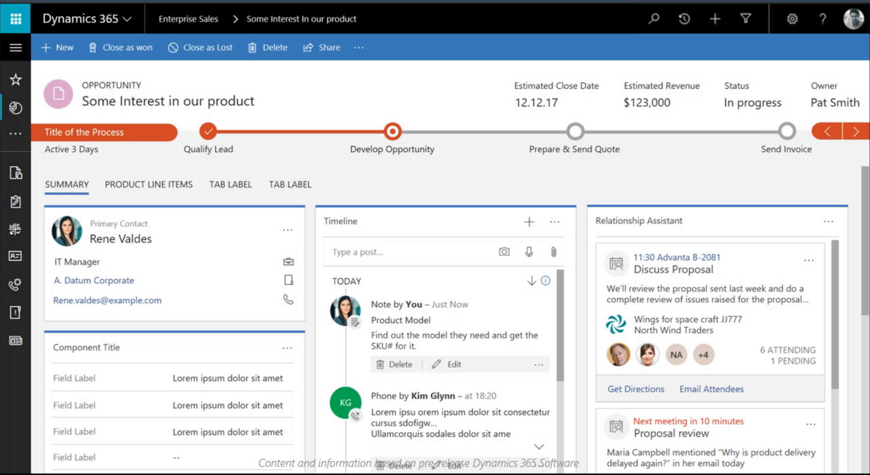 5 Key Themes of the Next Release of Microsoft Dynamics 365_Image 2