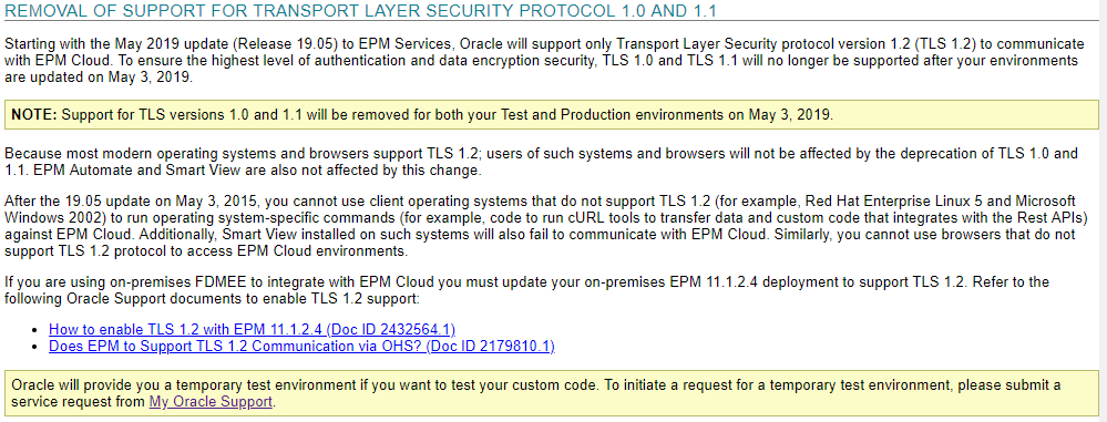 Wayne Paffhausen - Transport Layer Security Protocol Support Removal - 2-28-19 Image 1