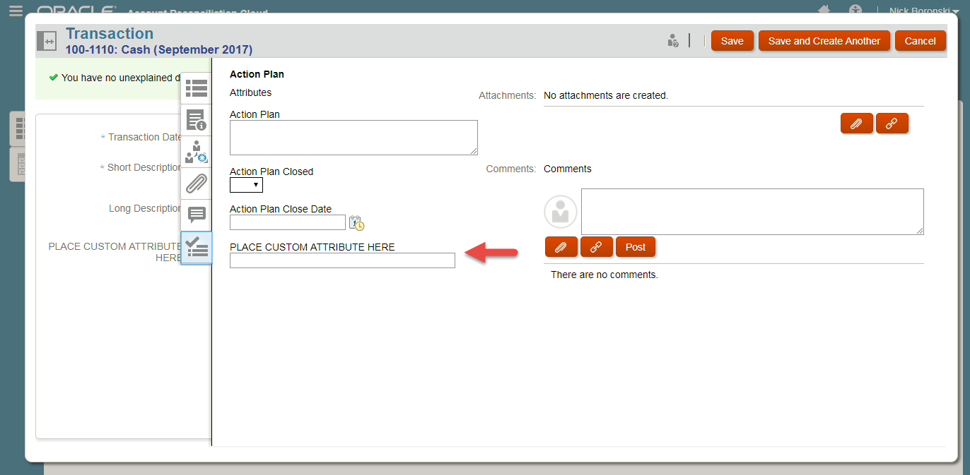 New Scope in Account Reconciliation Cloud Service (ARCS) - Add-Ons 4