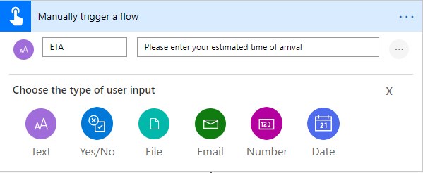 Microsoft Dynamics 365 Flow Button_triggered from app