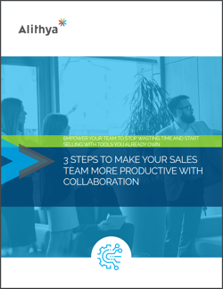 3 steps to make your sales team more productive with collaboration-1