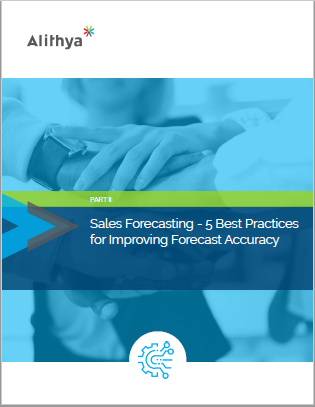 Sales Forecasting - 5 Best Practices for Improving Forecast AccuracY - MINIATURE