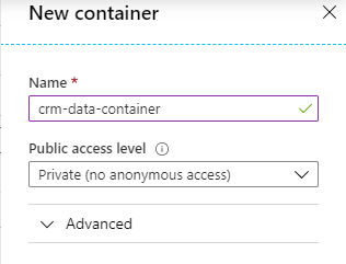 How to Get Started With Power BI Reports and Dynamics 365 Marketing - new container
