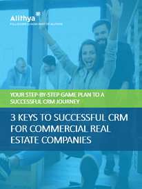 3 Keys to a Successful CRM for Commercial Real Estate Alithya