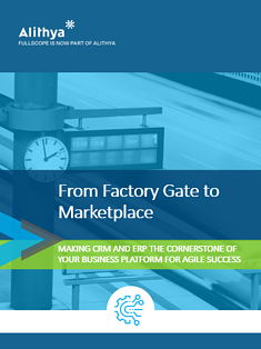 From Factory Gate to Marketplace Alithya
