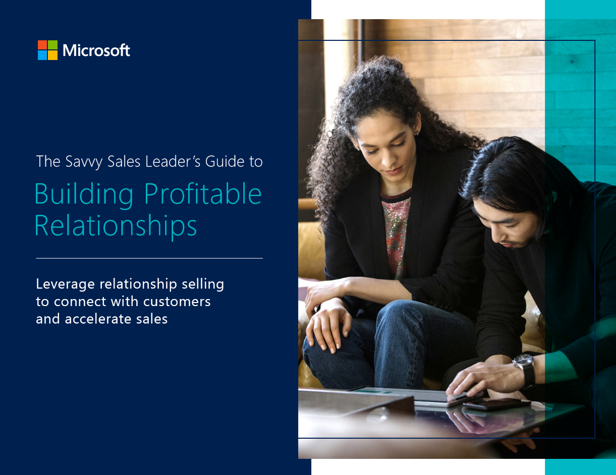 Savvy Guide to building Profitable Relationships