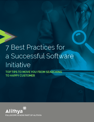 7 Best Practices for Successful Software New