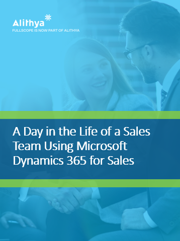 A Day in the Life of Sales Alithya