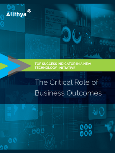 The Critical Role of Business Outcomes