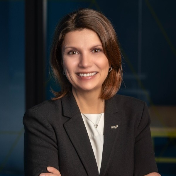 Rachel Julia Andrews, Vice President of Communications and Marketing