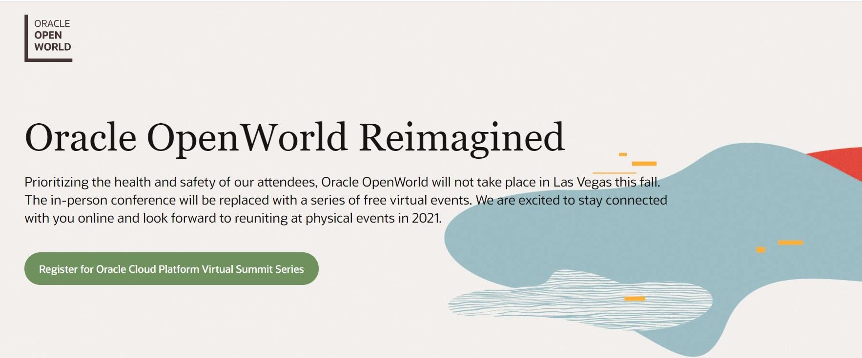 Oracle Open World Reimagined