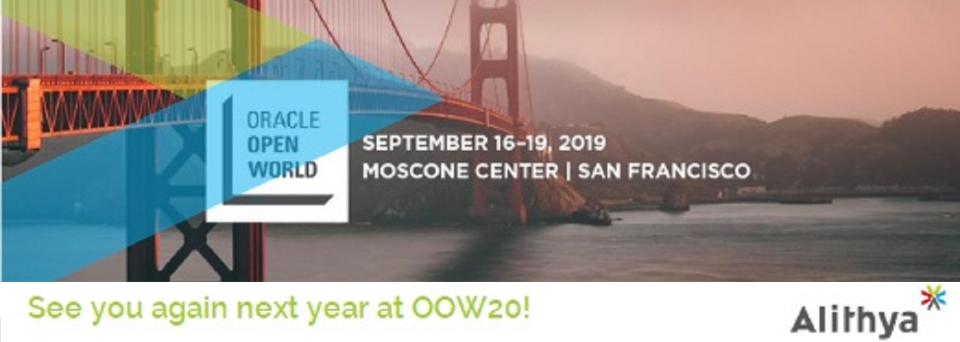 Post OOW Events Banner