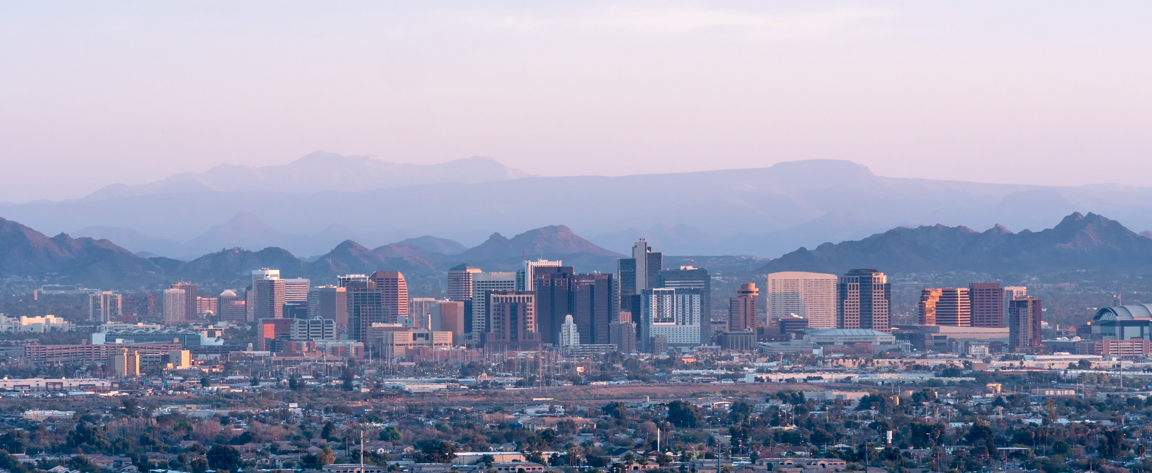 phoenix during day