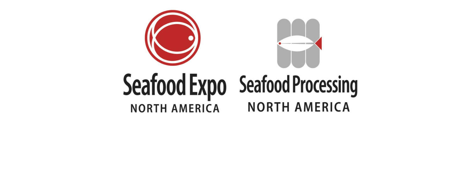 seafood expo banner